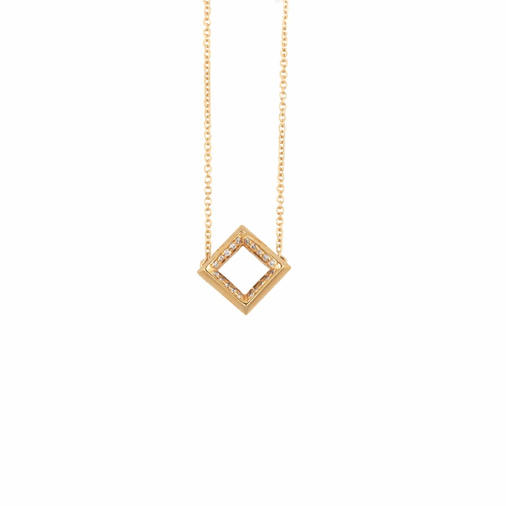 Ing Necklace by Rachel Boston