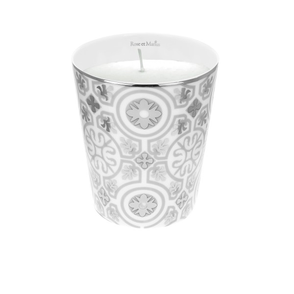 Casteau Grey Scented Candle