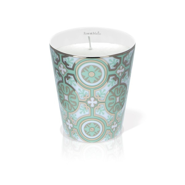 Casteau Green Scented Candle