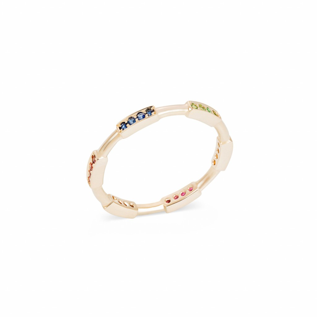 Delicate Bar Band by Lily Kamper