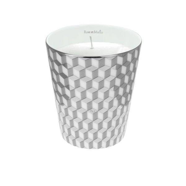 Mini Tometo Grey Scented Candle
