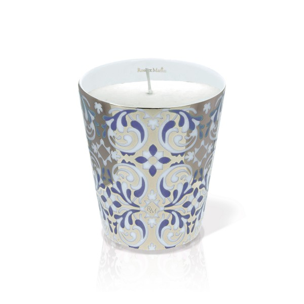 Oustau Blue Scented Candle
