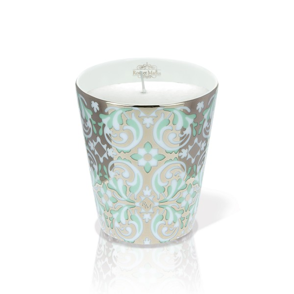 Oustau Green Scented Candle