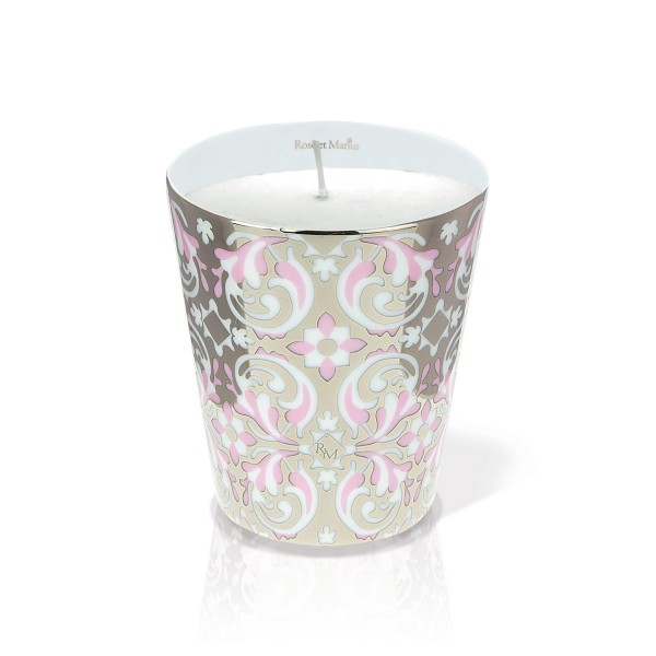 Oustau Pink Scented Candle