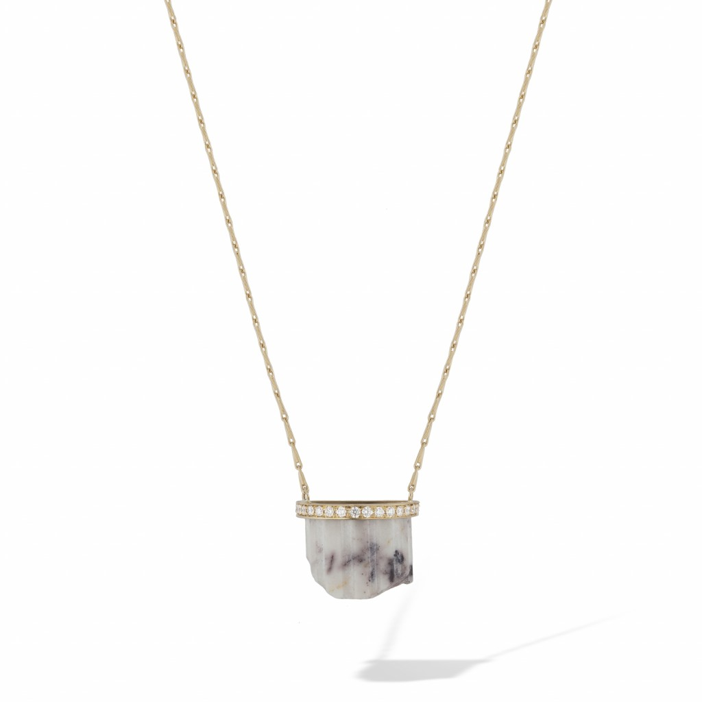 Half Pillar Pendant by Completedworks