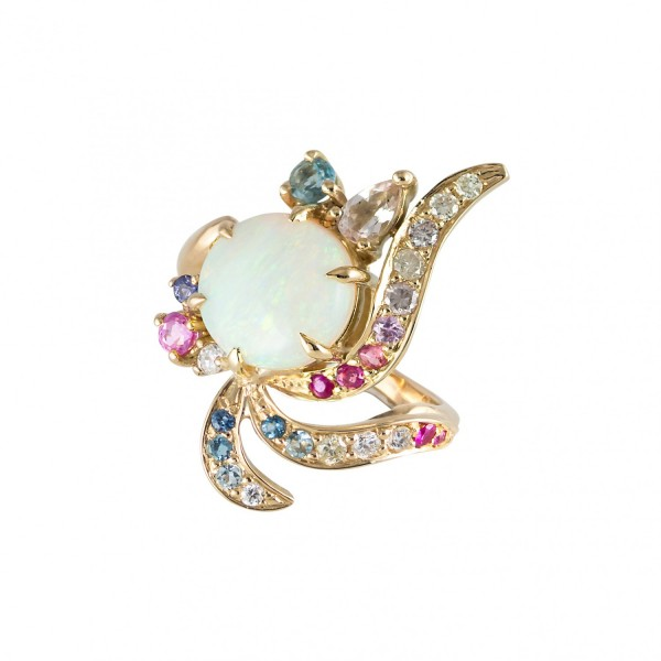 Phoenix Ring by Daou Jewellery