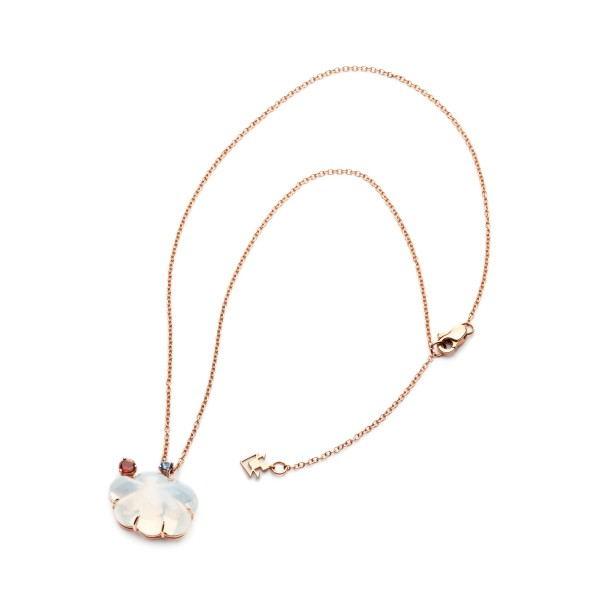 Small Clouds Necklace by Vieri