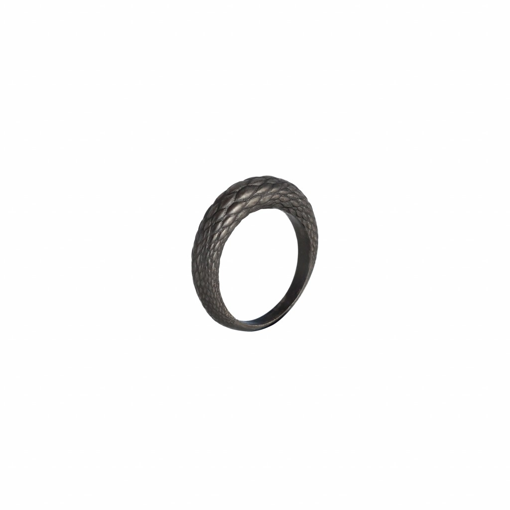 Orpheus Ring in Black by NIOMO