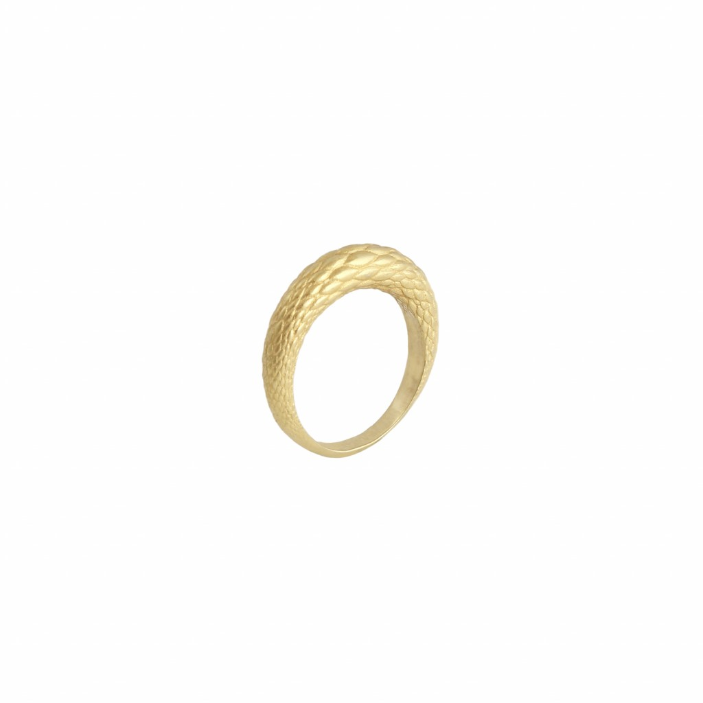 Orpheus Ring in Gold