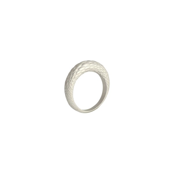 Orpheus Ring in Silver by NIOMO