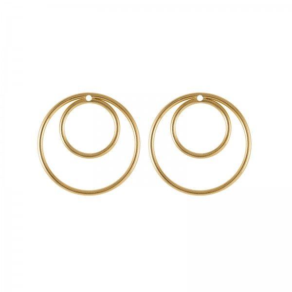 Double Orbit Earring Multiplier by Daou Jewellery