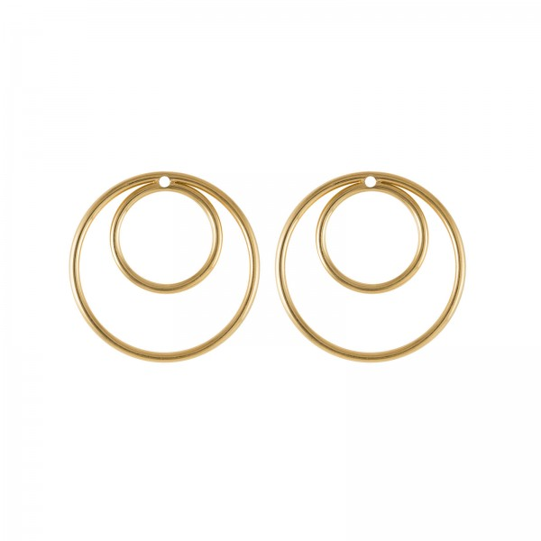 Double Orbit Earring Multiplier by Daou Jewellery