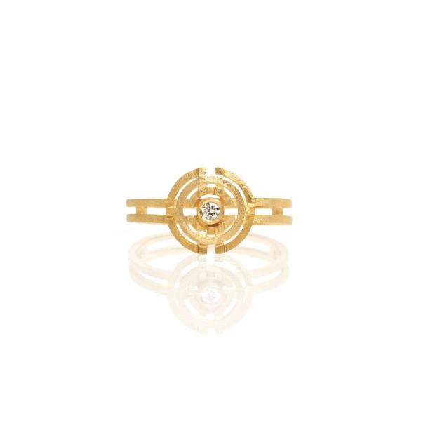 Four Circle Ring
