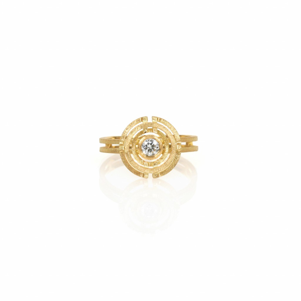 Four Circle Ring by Shimell & Madden