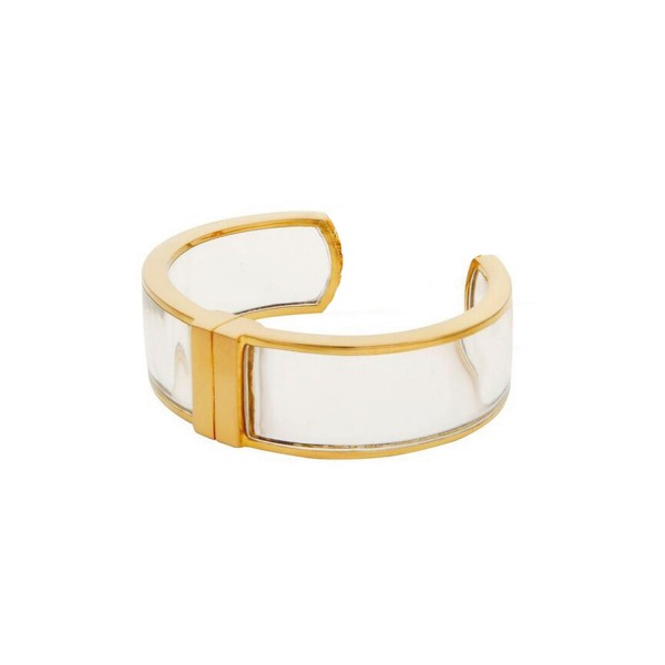 Andromeda Cuff in Clear by Bex Rox