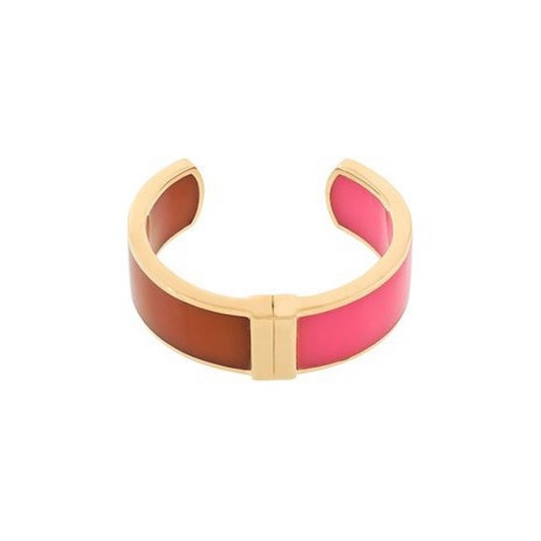 Andromeda Cuff in Pink & Orange