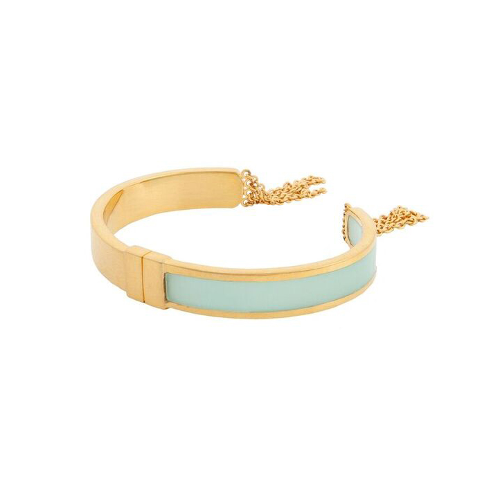 Celeste Friendships Bracelet in Aqua
