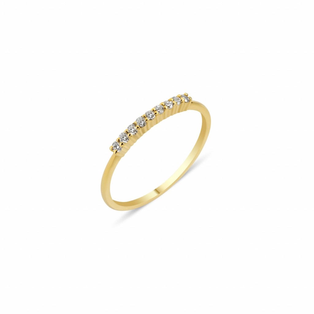 Seraph Diamond Ring by GFG Jewellery