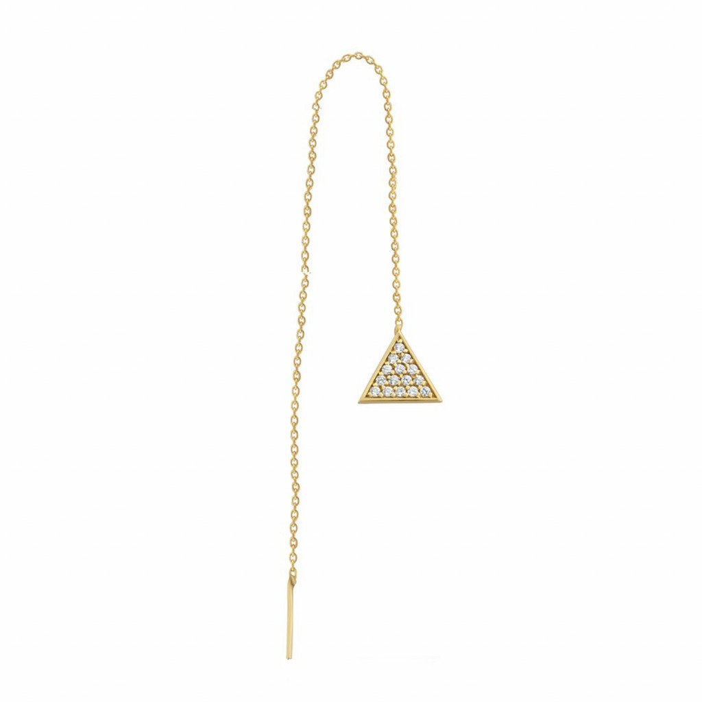 Mara Diamond Thread by GFG Jewellery