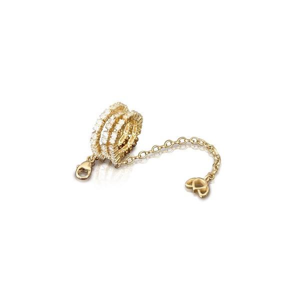 Goldy Lotus Bracelet