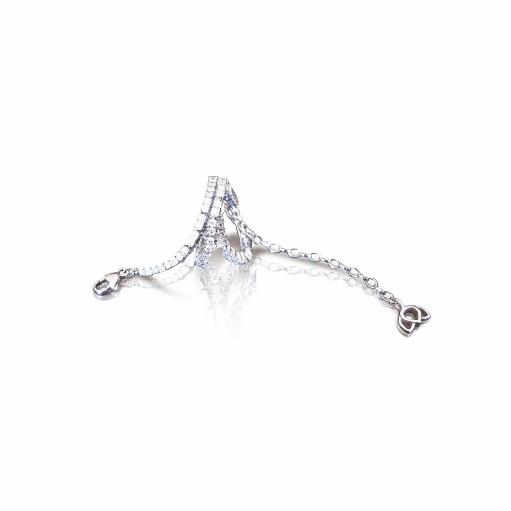 Shiner Lotus Bracelet