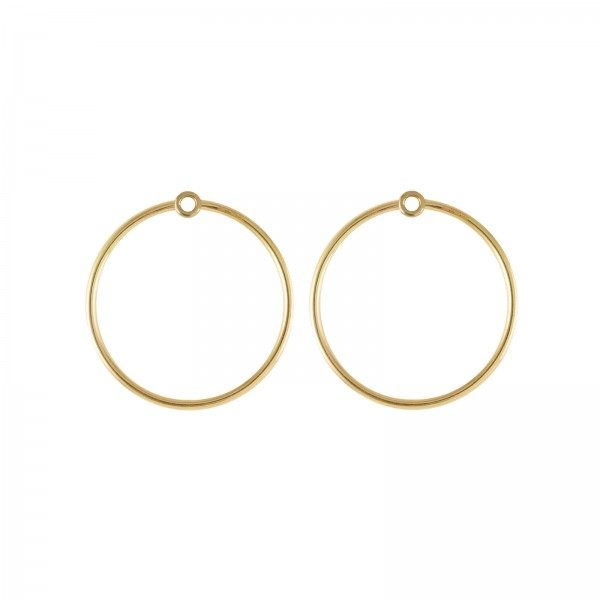 Large Orbit Earrings Multiplier by Daou Jewellery