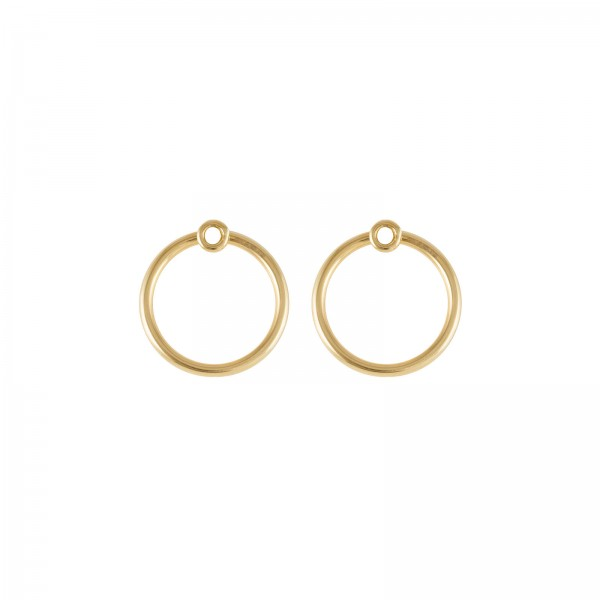 Small Orbit Earring Multiplier by Daou Jewellery