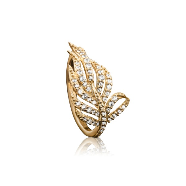 Palm Delicate Ring by Deema