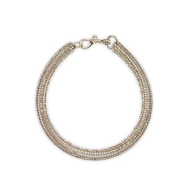 Slim Bolster Necklace by Atelier Swarovski