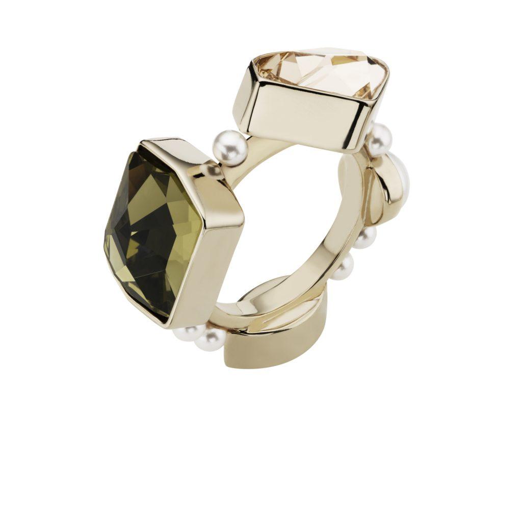 Mosaic Fine Ring