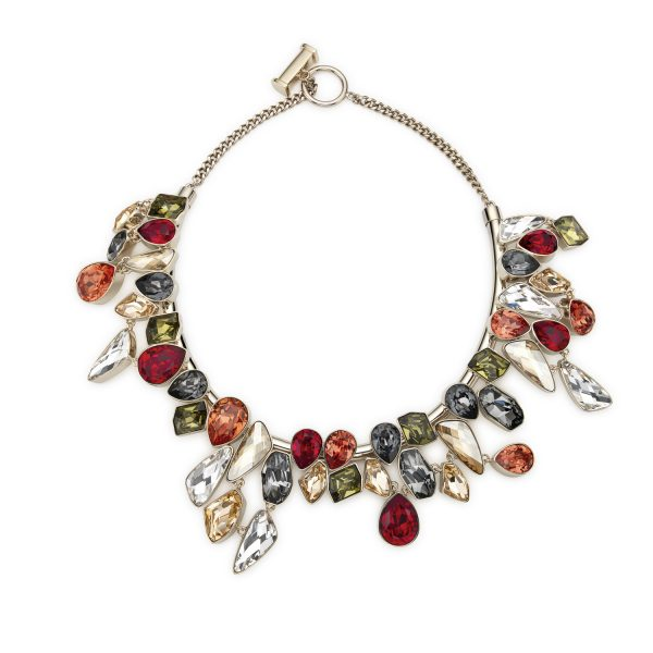 Mosaic Large Necklace by Atelier Swarovski