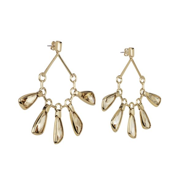 Chandelier Drop Earrings by Atelier Swarovski