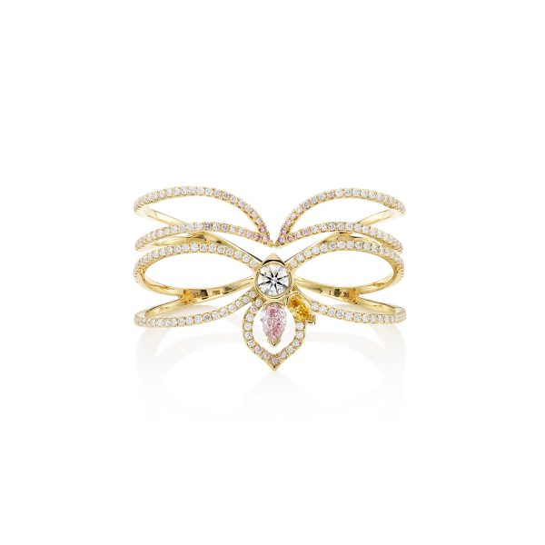 Astraeus Limited Double Ring by Raliegh Goss