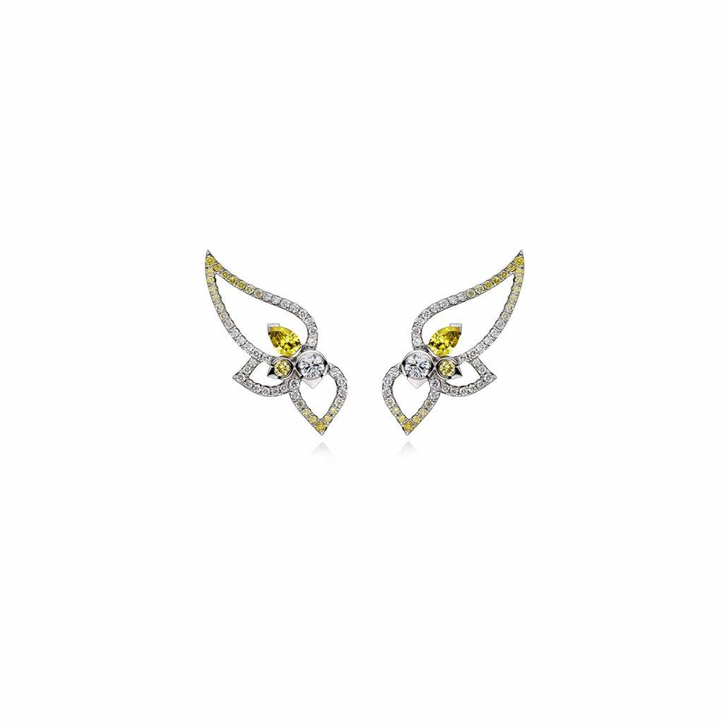 Astraeus Earrings by Raliegh Goss