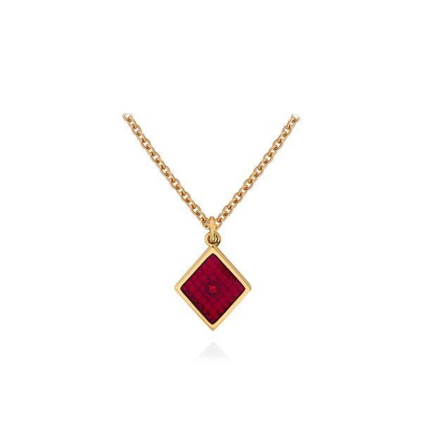 Diamond Pendant by Raliegh Goss