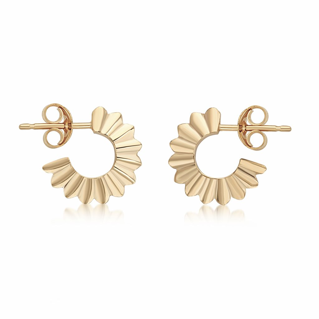 Aditi Pankhuri Hoop Earrings
