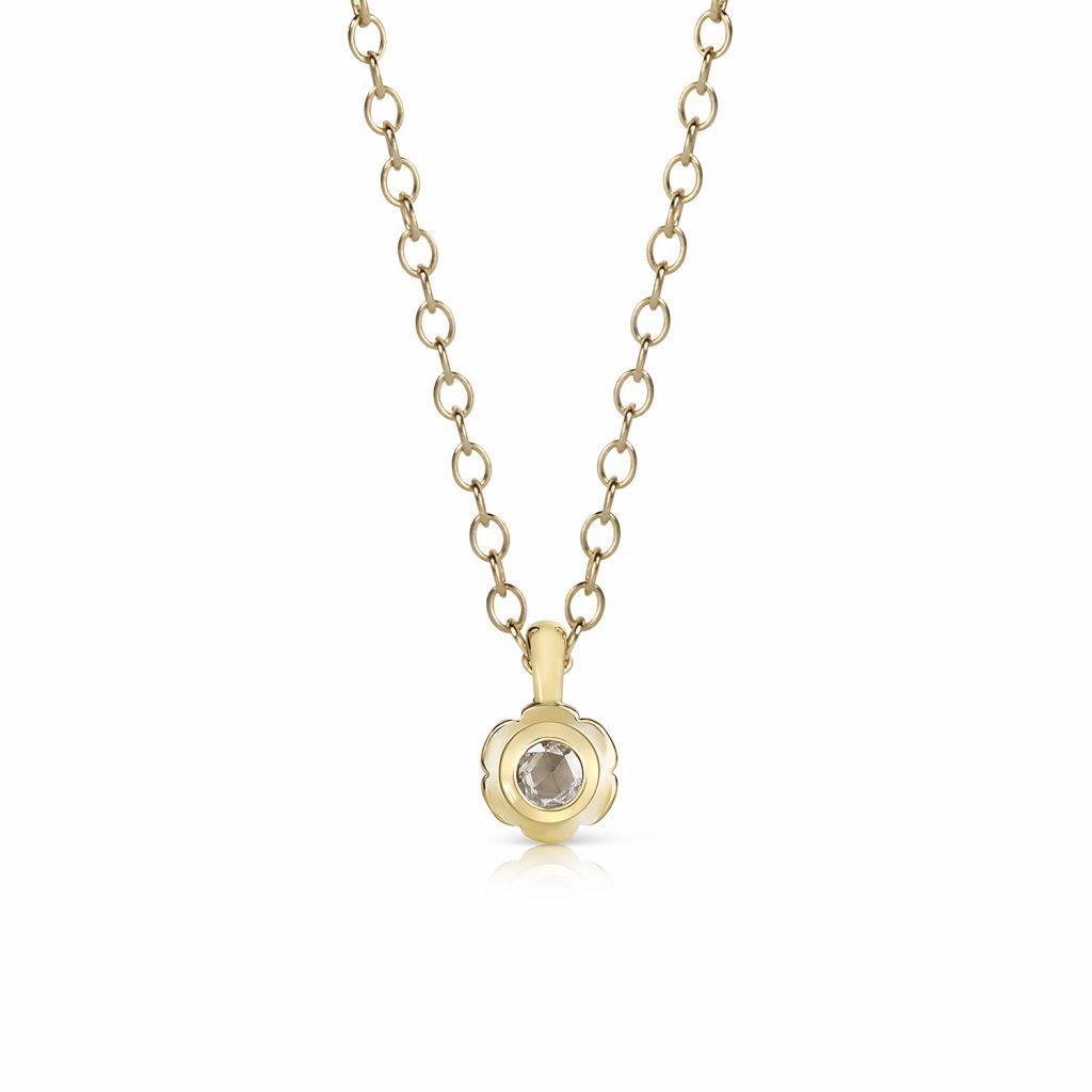 Aditi Pankhuri Diamond Pendant