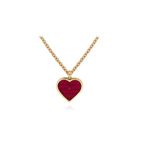 Heart Pendant by Raliegh Goss