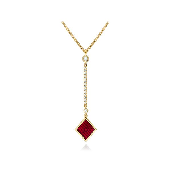Royal Diamond Pendant