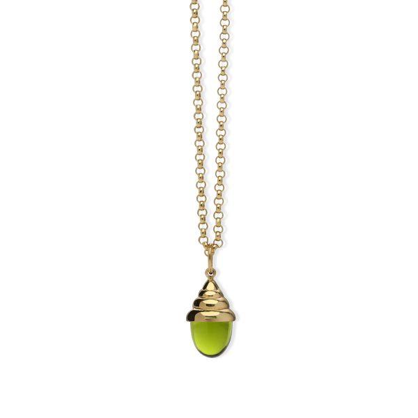 Torba – Green Amethyst by Maviada