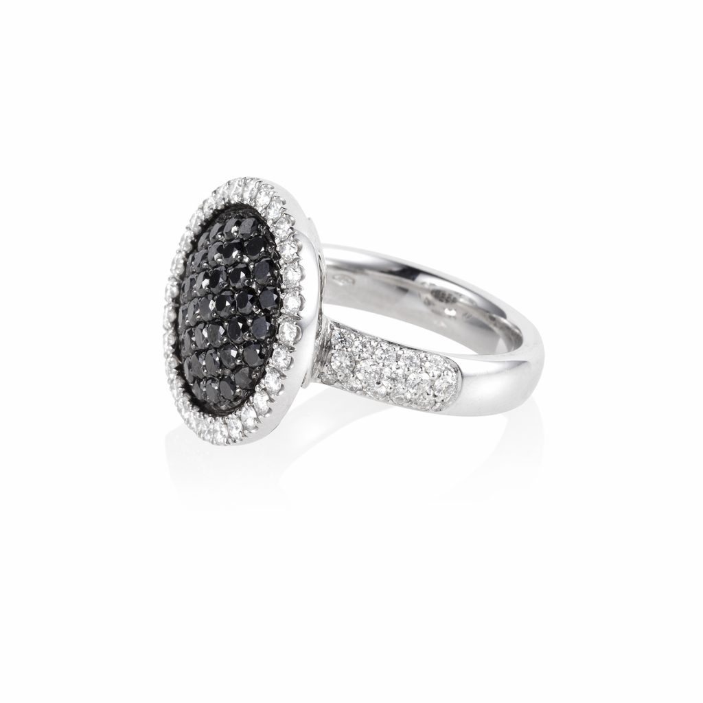Classic Venezia Cocktail Ring by Olivia Grace