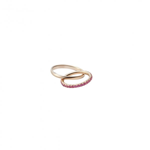 Boyfriend Ring by Sandrine de Laage