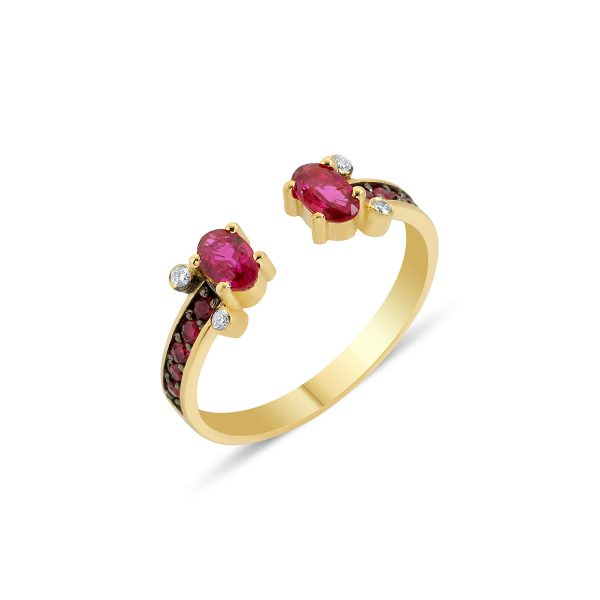 Seraphina Angel Ring by GFG Jewellery