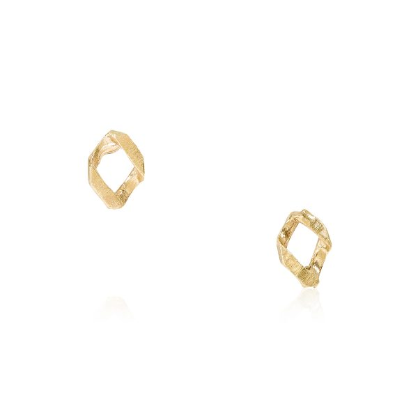 Trace Earrings by Ellis Mhairi Cameron