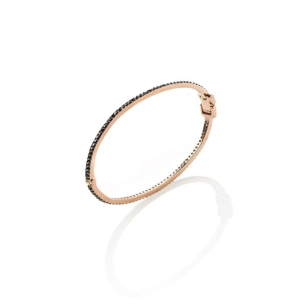 The Oval Bangle by MyriamSOS