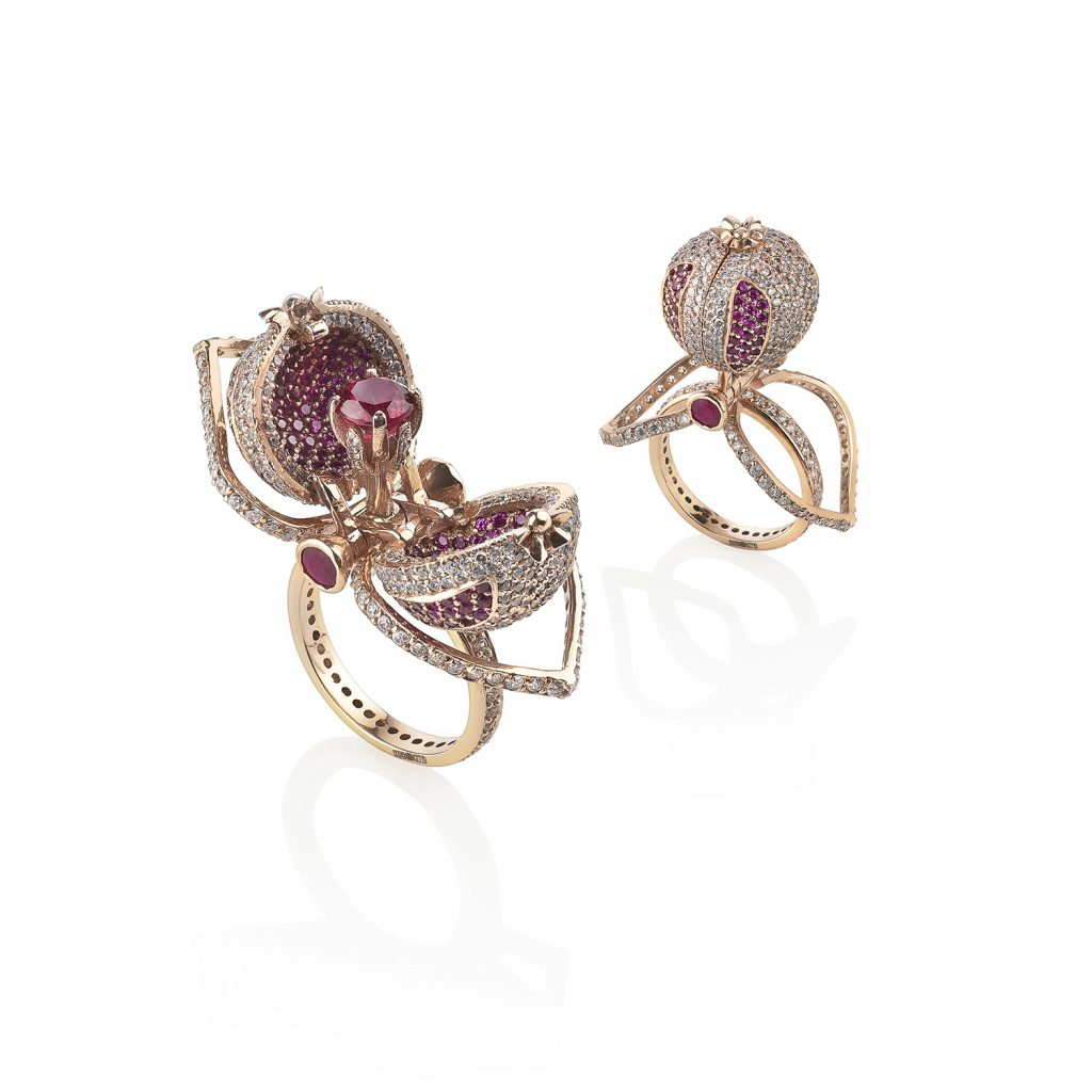 The Pomegranate Ring by MyriamSOS