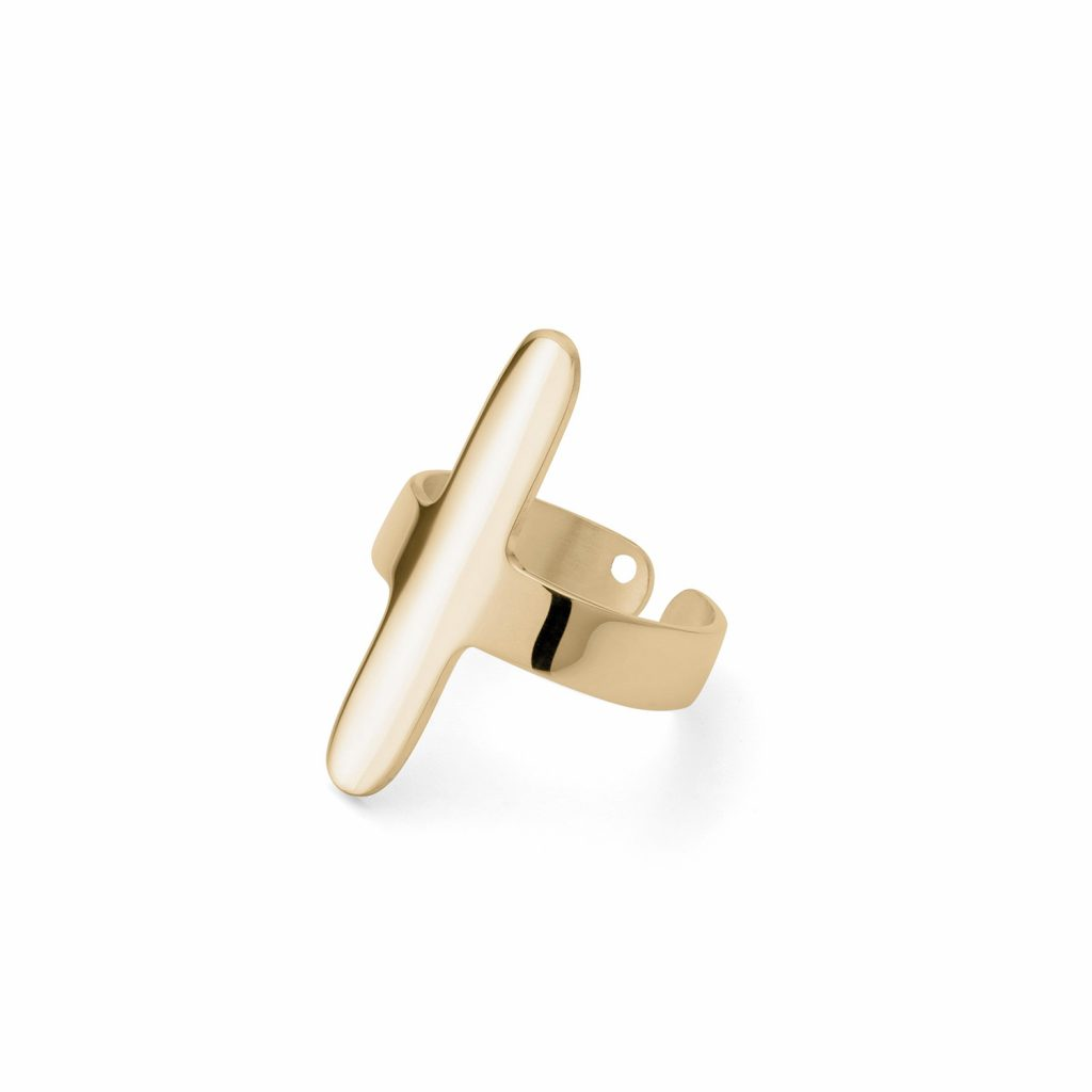 Oval Ring by EKRIA