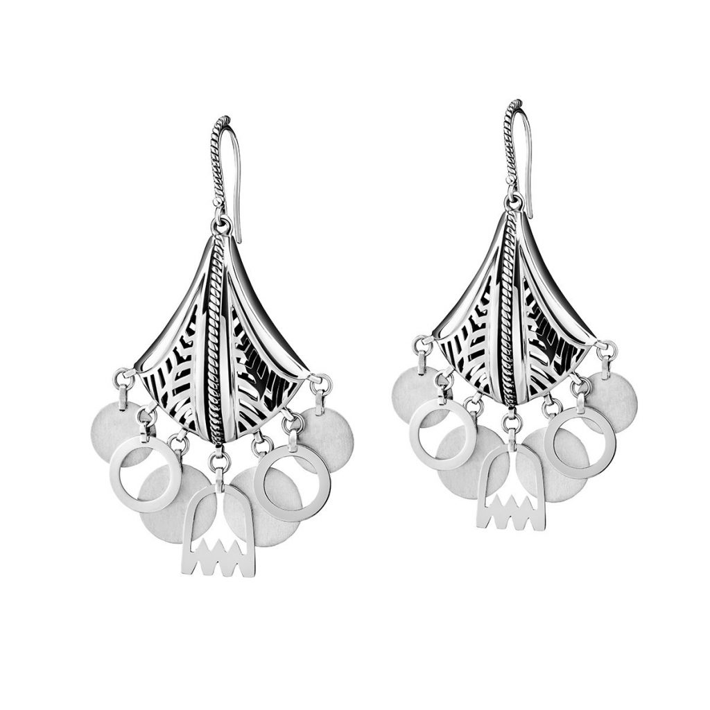 Oasis Earrings by Azza Fahmy