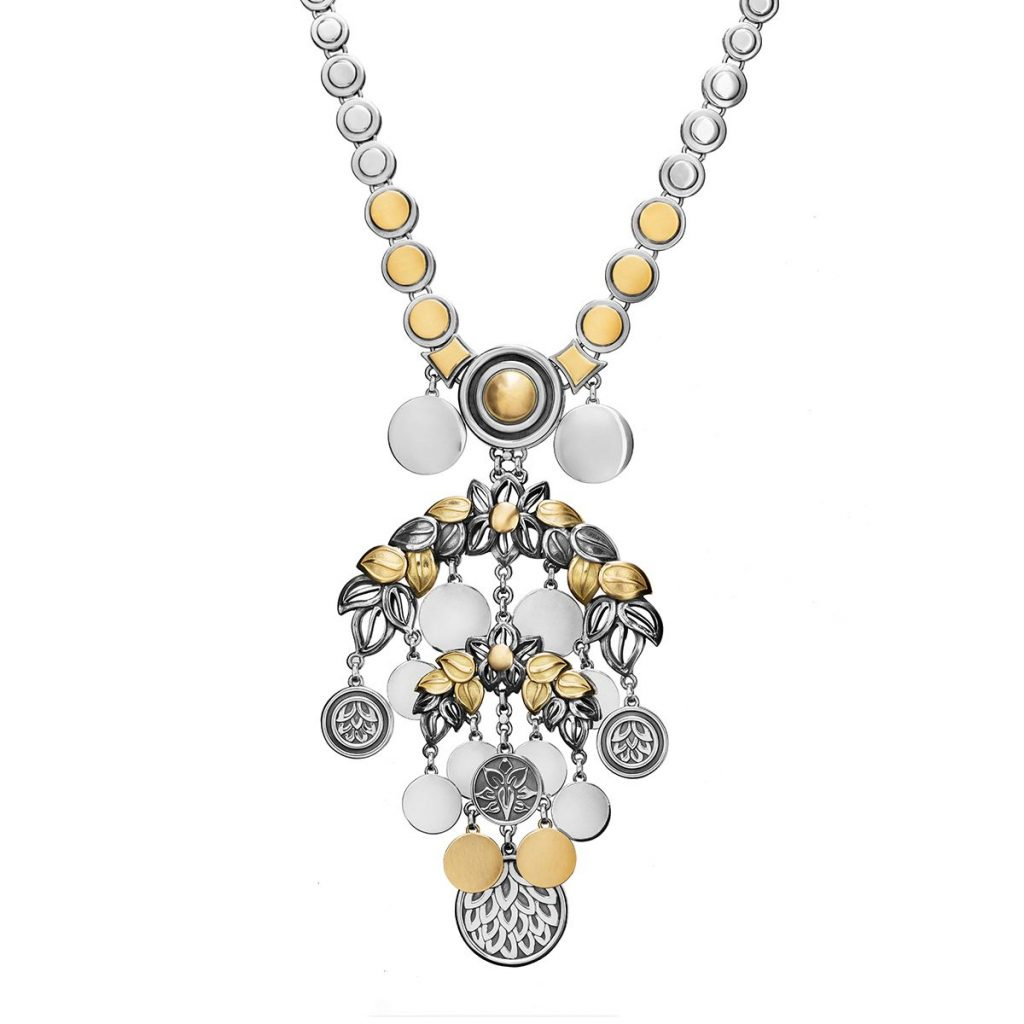 Tahiya Necklace by Azza Fahmy