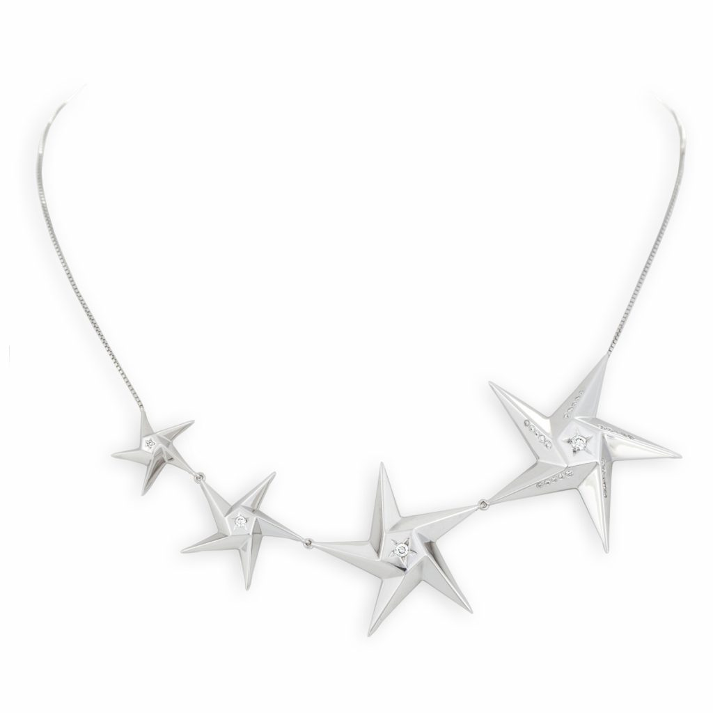 Starlight Necklace by Daou Jewellery